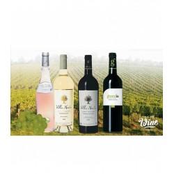 Degustační balík - BIO vína...
