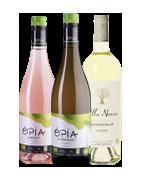 Bio vína - víno s certifikátem organické - alkoholické i nealkoholické
